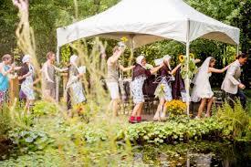 Polonaise bruiloft